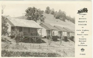 Cabins, 1940s